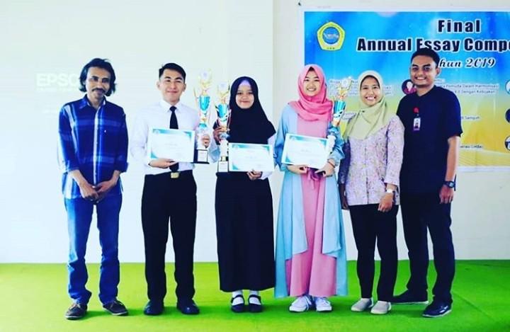 Juara 2 Annual Essay