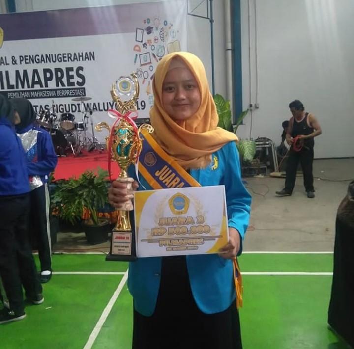 Juara 3 Pilmapres 2019