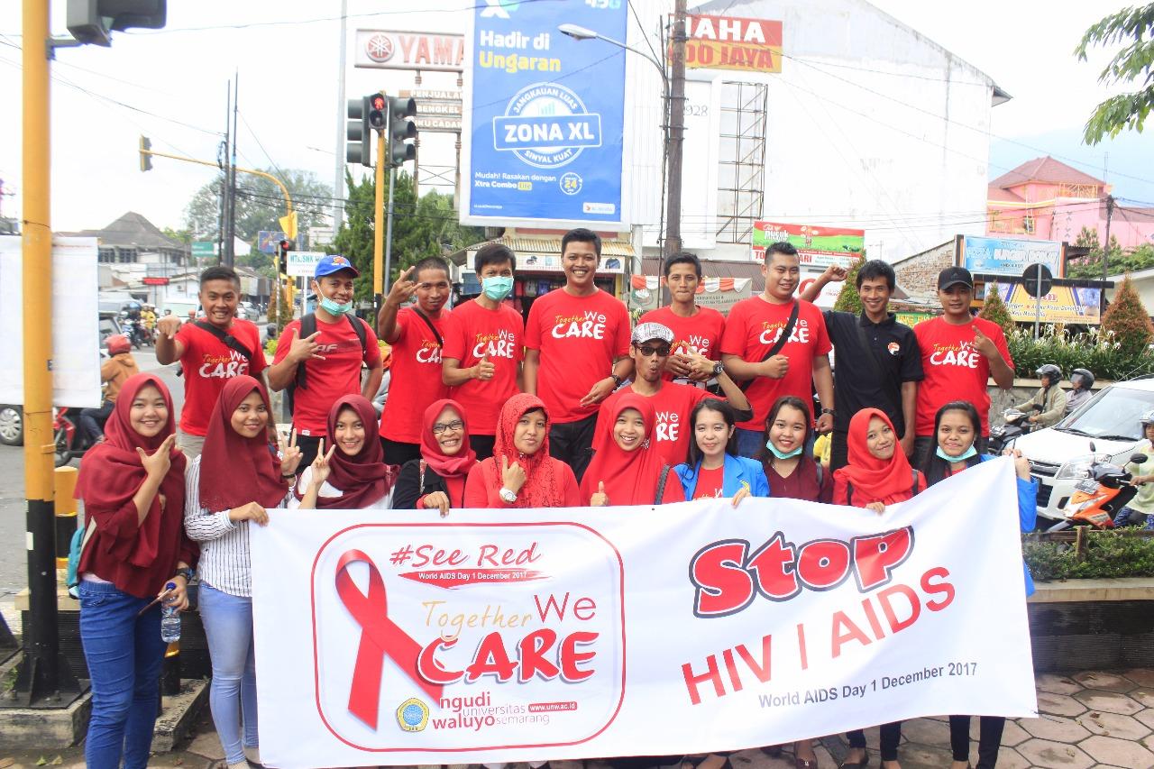 PERINGATAN HARI HIV AIDS